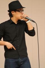 戸嶋 大 プライベート画像 on voice percussion TAKAHIRO