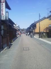 戸嶋 大 プライベート画像/3月旅行での写真 犬山城下町