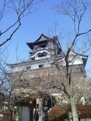 戸嶋 大 プライベート画像/3月旅行での写真 犬山城下から