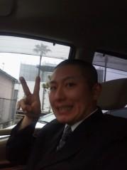 戸嶋 大 プライベート画像/3月旅行での写真 似合わねぇ、、、