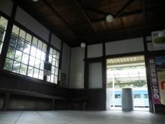 戸嶋 大 プライベート画像/アルバム「魂」オフショット 良い雰囲気の駅です