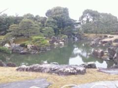 遠野実歌 公式ブログ/二条城の庭園� 画像3