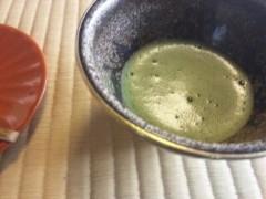 遠野実歌 公式ブログ/抹茶と和菓子 画像2