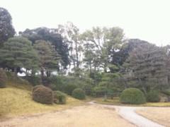 遠野実歌 公式ブログ/二条城の庭園� 画像2