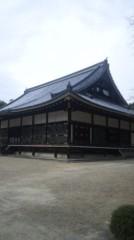 遠野実歌 公式ブログ/仁和寺の敷地内 画像1