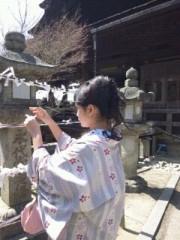 遠野実歌 公式ブログ/京都巡り 画像1