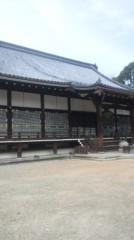遠野実歌 公式ブログ/仁和寺の敷地内 画像2