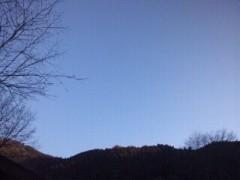 遠野実歌 公式ブログ/朝だぁ 画像1