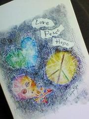 東ちづる 公式ブログ/らいふはラブ・ピース・ホープ 画像1