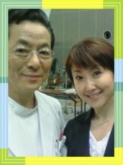 東ちづる 公式ブログ/水谷豊さんが須磨先生 画像1
