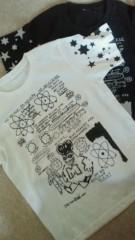 東ちづる 公式ブログ/ヴィヴィアンのかわいーティシャツ!メッセージが〜 画像1