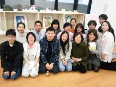 東ちづる 公式ブログ/チャリティー展『よりそう』の展示終了〜 画像3