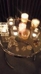 東ちづる 公式ブログ/キャンドルでメリークリスマス 画像2