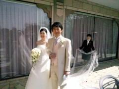 東ちづる 公式ブログ/キャンセルしなかった結婚式 画像1