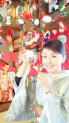 東ちづる 公式ブログ/傘福でハッピー、ニコニコ〜 画像3