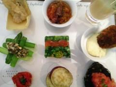 東ちづる 公式ブログ/オシャレな春の野菜を〜 画像2