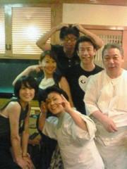 東ちづる 公式ブログ/広島の楽しい夜♪ 画像1