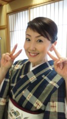 東ちづる 公式ブログ/ドラマクランクアップ!ピースTVスタート! 画像1