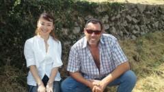 東ちづる 公式ブログ/シチリアのワイナリー 画像1