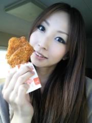 上條かすみ 公式ブログ/おにく食べてゴー 画像1