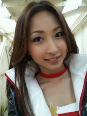 上條かすみ 公式ブログ/GT岡山 画像1