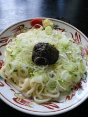 上條かすみ 公式ブログ/盛岡じゃじゃ麺は温かい 画像1