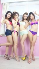 上條かすみ 公式ブログ/4人ショット☆ 画像1