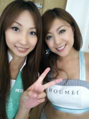 上條かすみ 公式ブログ/ オークリー×TOM'S☆Newサングラス 画像1
