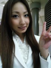 上條かすみ 公式ブログ/久しぶりの白スーツ♪ 画像1