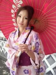 上條かすみ 公式ブログ/ピンクの浴衣だよっ♪ 画像2