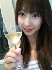 上條かすみ 公式ブログ/ワインおいち 画像1