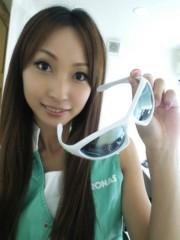 上條かすみ 公式ブログ/ オークリー×TOM'S☆Newサングラス 画像3