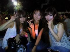 上條かすみ 公式ブログ/神宮花火大会 画像1