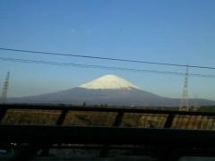 上條かすみ 公式ブログ/富士山ですー綺麗ですー 画像1