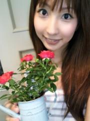 上條かすみ 公式ブログ/薔薇好きよ 画像1