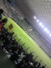 長谷川友里(QRёA) 公式ブログ/!西武ドーム! 画像1