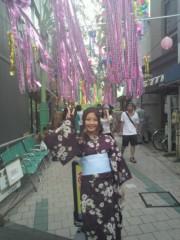 長谷川友里(QRёA) 公式ブログ/お祭りー 画像1