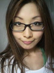 長谷川友里(QRёA) 公式ブログ/メガネ公開ー 画像1