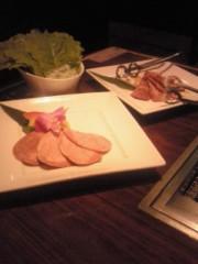 甲本ゆき(アズライト) 公式ブログ/焼き肉だぁ〜☆ 画像2