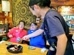 トモ(テツandトモ) 公式ブログ/メキシコ料理(~o~) 。 画像1