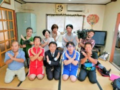 トモ(テツandトモ) 公式ブログ/NHK総合「列島縦断宝メシグランプリ」♪♪ 画像3