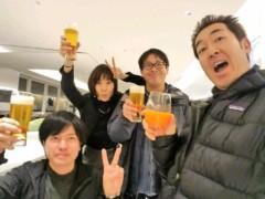 トモ(テツandトモ) 公式ブログ/札幌へ(^-^) 。 画像3