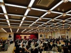 トモ(テツandトモ) 公式ブログ/青森県「若手農業者パワーアップ大会」!! 画像1