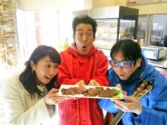 トモ(テツandトモ) 公式ブログ/山梨県ロケ, パート2!! 画像1