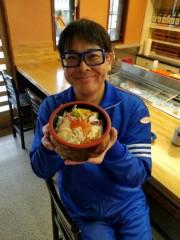 トモ(テツandトモ) 公式ブログ/甲斐市「市場寿司」さんへ(^-^) 。 画像2
