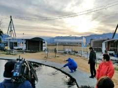 トモ(テツandトモ) 公式ブログ/釣り堀へ(^-^) 。 画像1