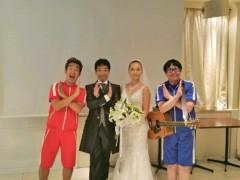トモ(テツandトモ) 公式ブログ/結婚披露パーティーへ(*^^*) 。 画像3