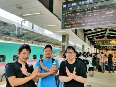 トモ(テツandトモ) 公式ブログ/徳島県→富山県へ!! 画像3
