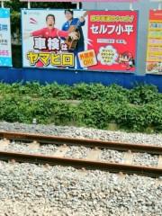 トモ(テツandトモ) 公式ブログ/移動中にビックリ!!! 画像2