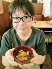 トモ(テツandトモ) 公式ブログ/日清カップヌードルを, アッゴー\(^^) /。 画像1